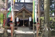 神明社春祭り(神楽)