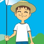 夏っ!! 夏休みです。自然豊かな秩父で夏のひと時を過ごしませんか?