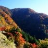2014/10/28 (火):大血川渓谷の様子