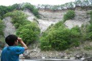 ようばけ1(日本の地質百選)