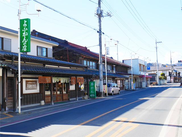 【和菓子処】太田甘池堂