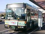 西武観光バス三峯神社線