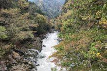 1031三峰登竜峡