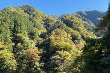 1025大血川渓谷(金蔵落し)